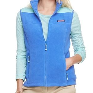 Vineyard Vines Shep Vest -NEVER WORN WITH TAGS